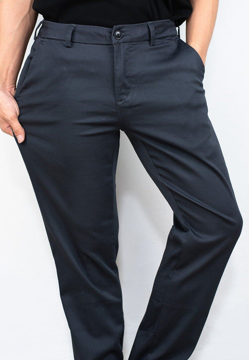 Stretchable Slim Fit Chino Long Pants 699