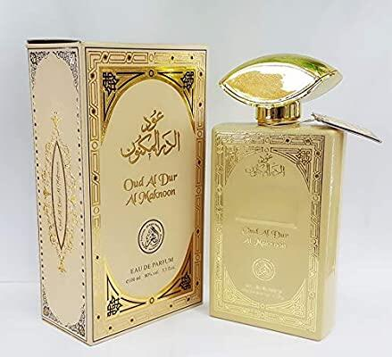 Al Dur Al Maknoon Gold is a Oriental fragrance for women and men.