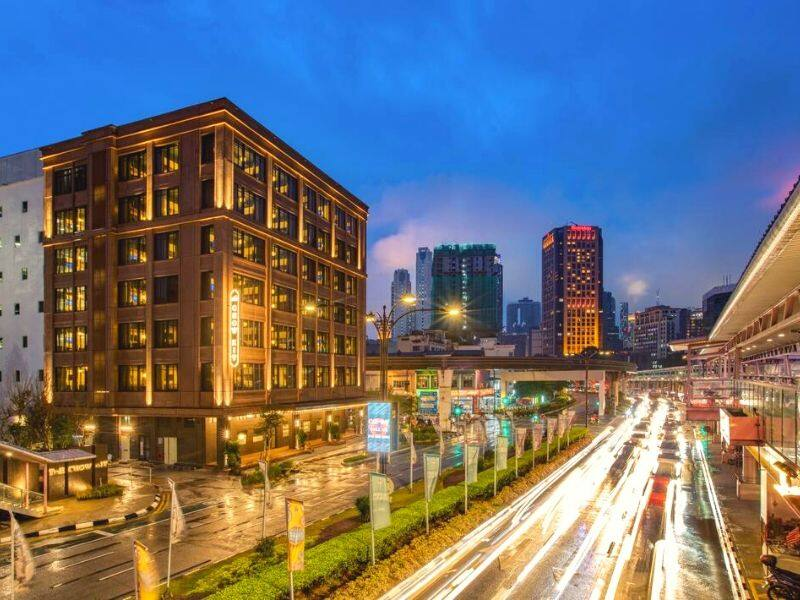 [Hotel Stay/Package] 2D1N Ormond The Chow Kit Hotel (Kuala Lumpur)