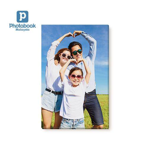 "[e-Voucher] Photobook Malaysia 16"" x 20"" Personalised Portrait/Landscape Canvas Air"