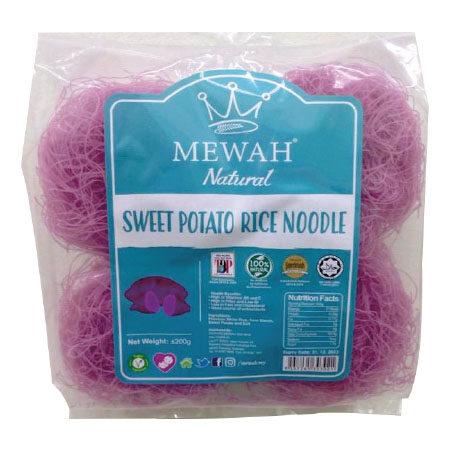 Mewah Sweet Potato Rice Noodle 200g