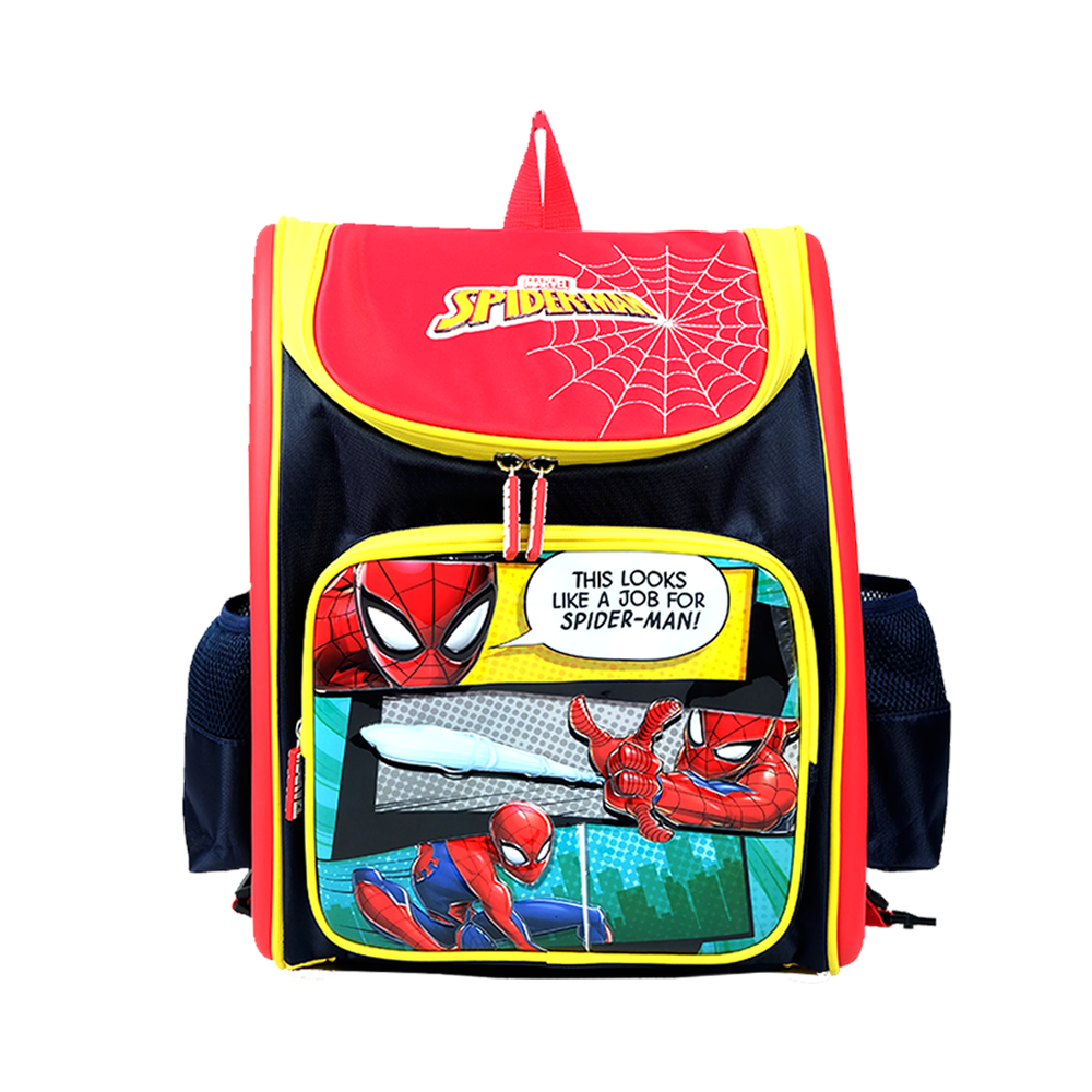 Marvel Avengers 16 inch Spiderman EVA School Bag VAE2046