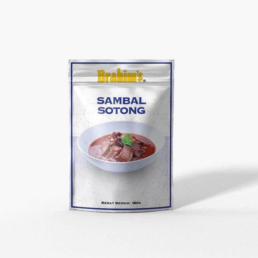 Brahim's Sambal Sotong