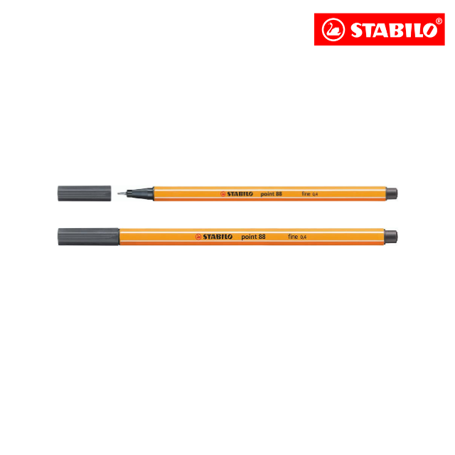 Stabilo Official - STABILO Point 88 Fineliner Pens / PCS
