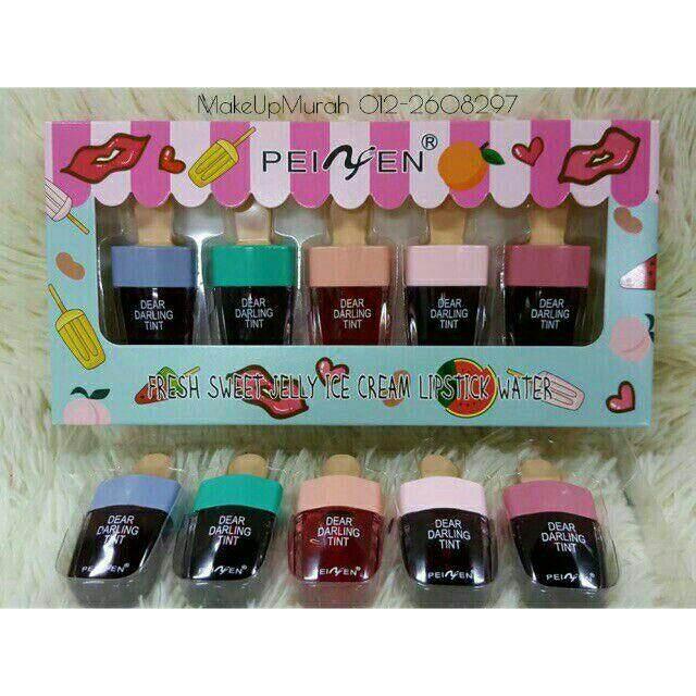 FREE GIFTPeiyen Fresh Sweet Jelly Ice Cream Lip Tint