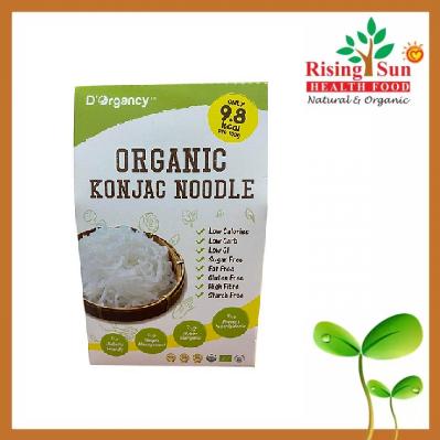 D\'Organcy Organic konjac Noodle 385g