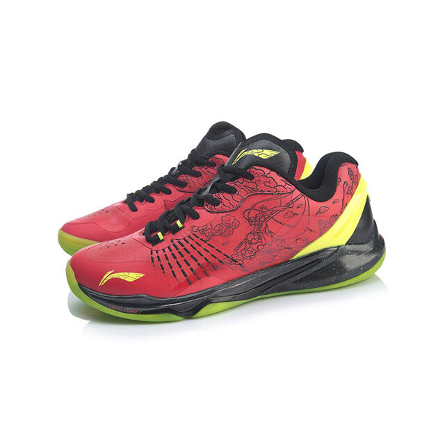 Li-Ning Monkey King Professional Men's Badminton Shoes AYAP013
