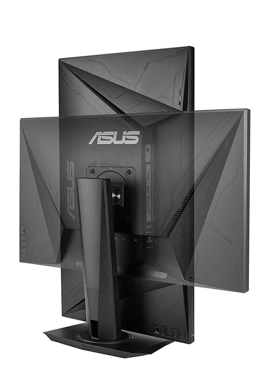 Asus Gaming LED Flat Monitor VG278QR (TN-FHD-0.5MS-DVI-HDMI-DP-SPK-VESA-165HZ)