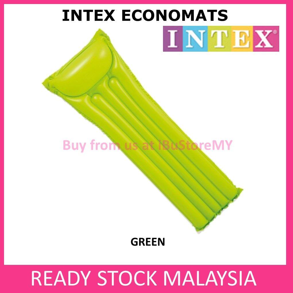Intex Economats Intex Inflatable Floating Pool Air Mattress Swimming Float