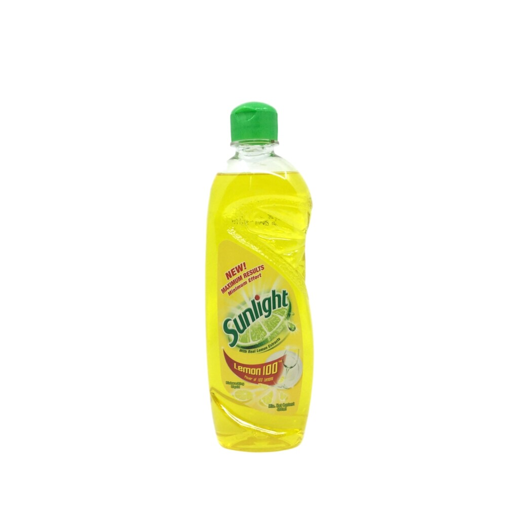 SUNLIGHT LEMON 100 DISHWASH 400ML