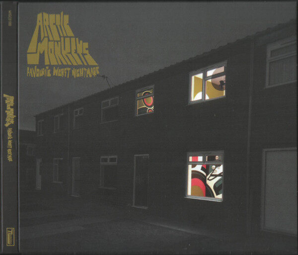 Arctic Monkeys Favourite Worst Nightmare Imported CD Original New And Sealed