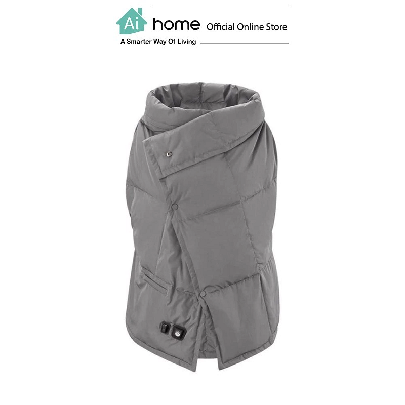 PMA Multi-Function Down Physiotherapy Blanket (Gray) with 1 Year Malaysia Warranty [ Ai Home ]