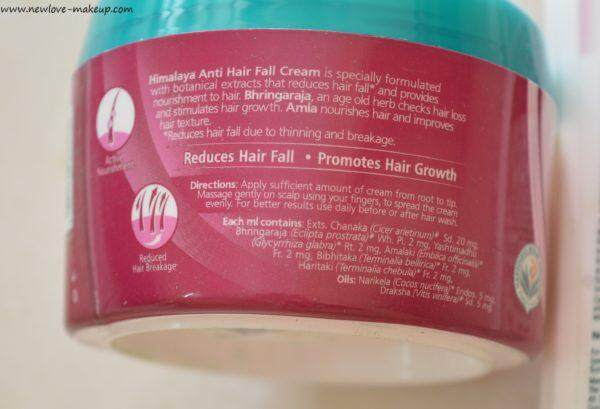 Himalaya Anti Hair Fall Cream 100ml