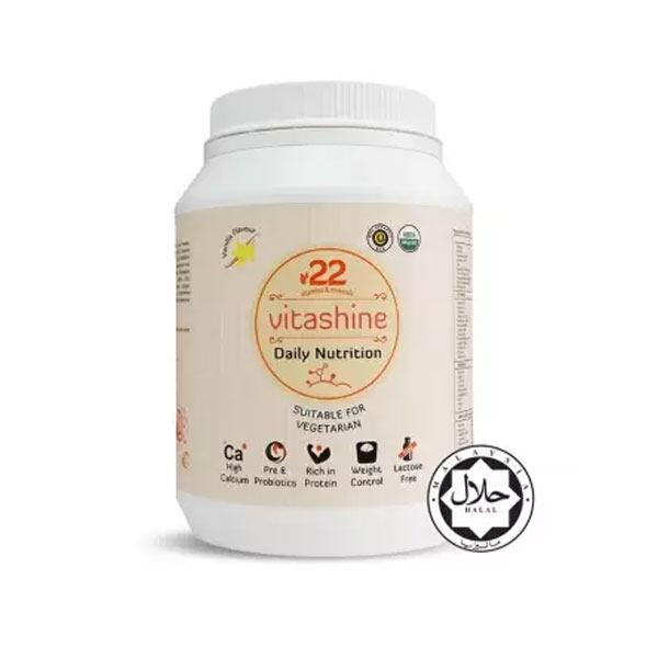 Vitashine 22 Daily Nutrition Vanilla 900 gm