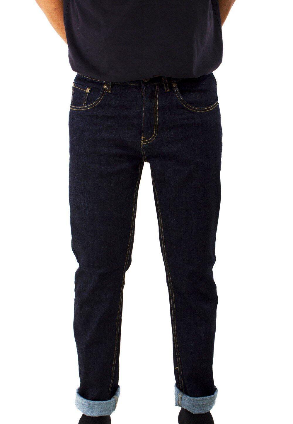 Stretchable Slim Fit Denim Long Pants 772