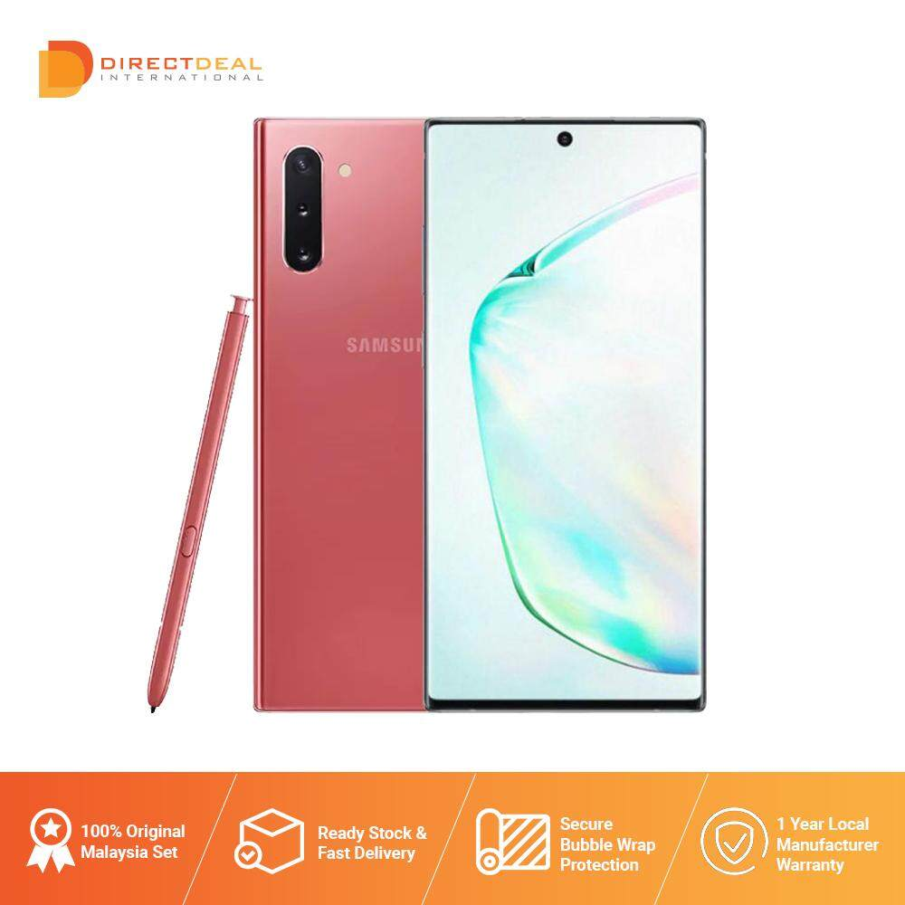 Samsung Galaxy Note 10 8+256GB - Original Samsung 1 MY warranty (SmartPhone MY SET) -(PHONE ONLY)