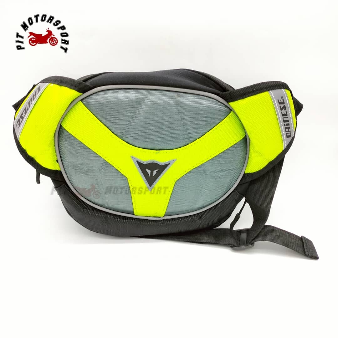 DAINESE D-EXCHANGE SMALL RIDE POUCH BAG / Pouches / Motor Accessories