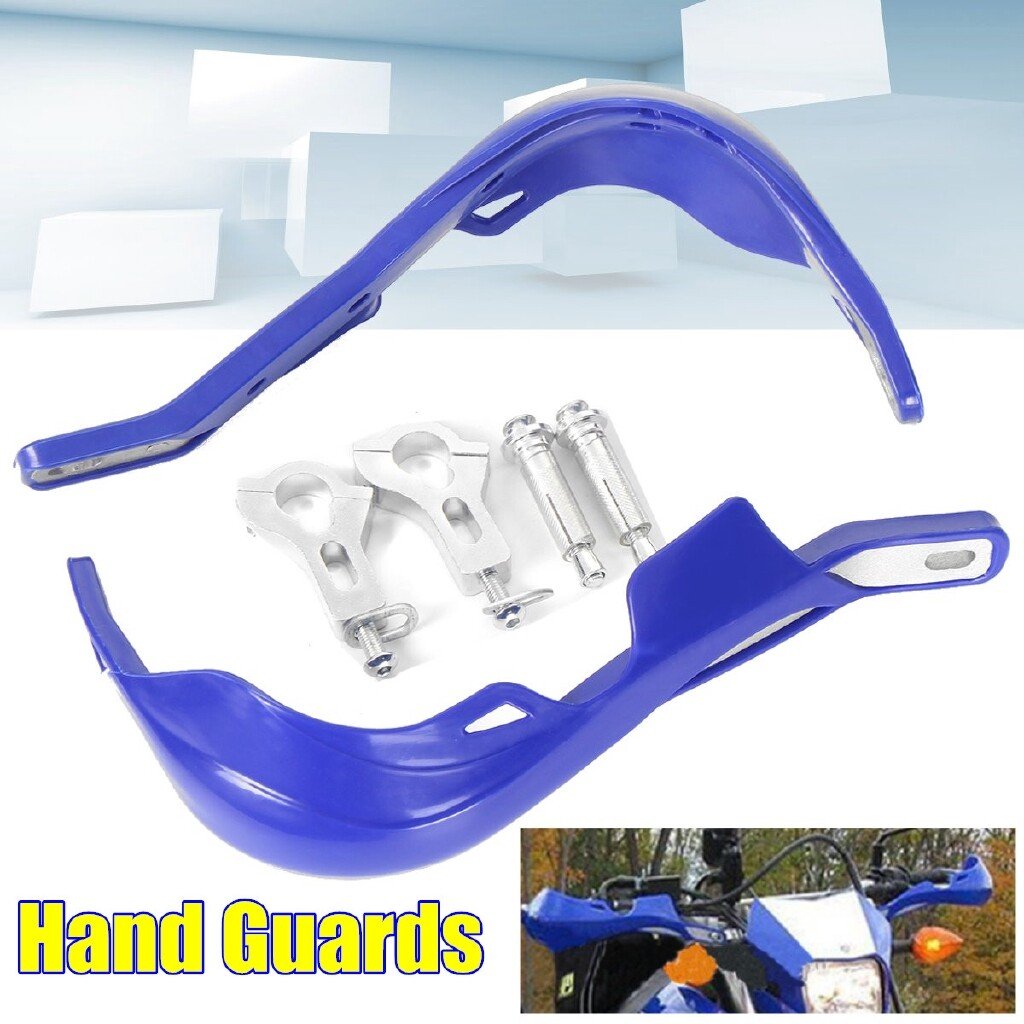 Moto Spare Parts - Hand Guards For Yamaha WR YZ YZF XT TTR TW DT 250 400 450 Grizzly 660 700 Raptor - Motorcycles, & Accessories