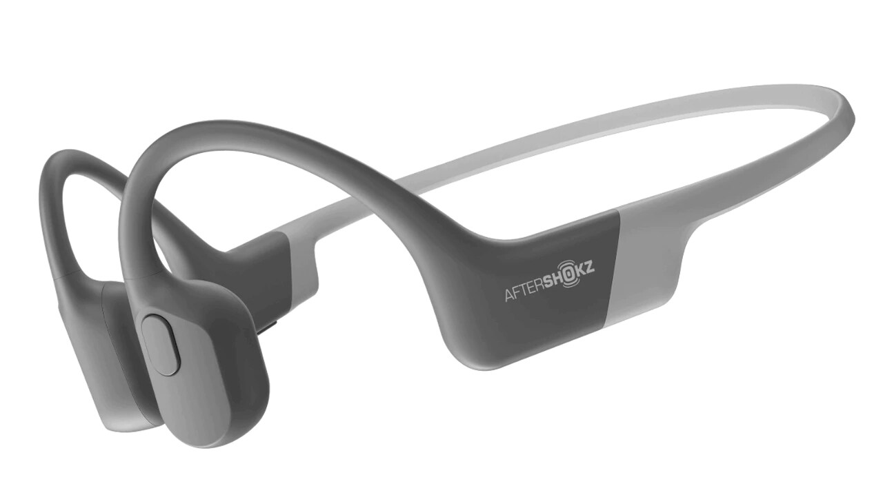 AfterShokz Aeropex IP67 Sweat Resistance Wireless Bone Conduction Headphone with Up To 8-hours Battery Life For Music & Calls