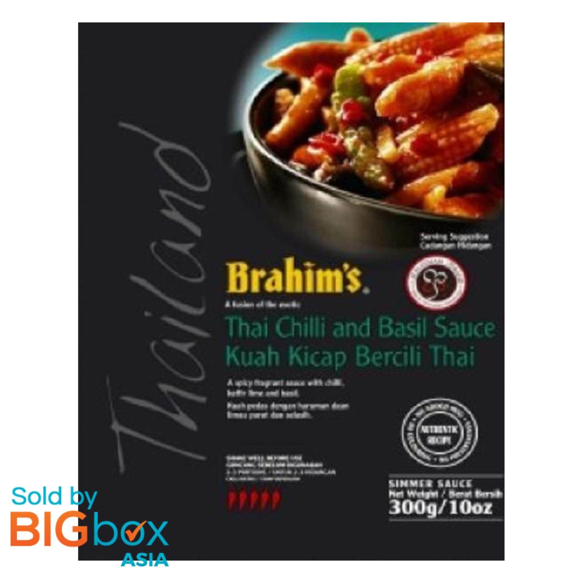[BIGBox Asia] Brahims Thai Chili Sauce/Kuah Kicap Bercili Thai 300g - Malaysia