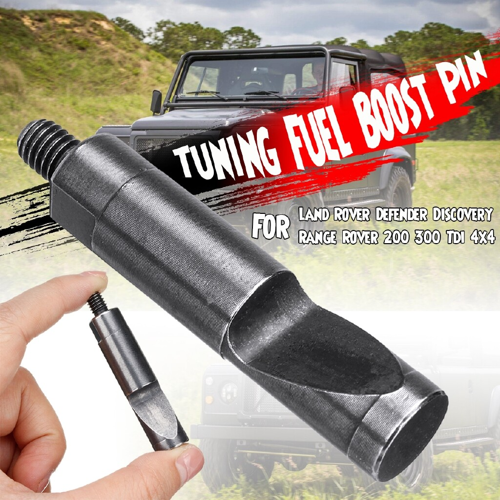 Engine Parts - Tuning Fuel Boost Pin For Land Rover Defender Discovery Range Rover 300 200 Tdi - Car Replacement