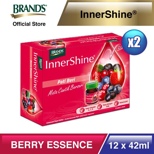 InnerShine Berry Essence 12s x 2 packs (24 bottles)