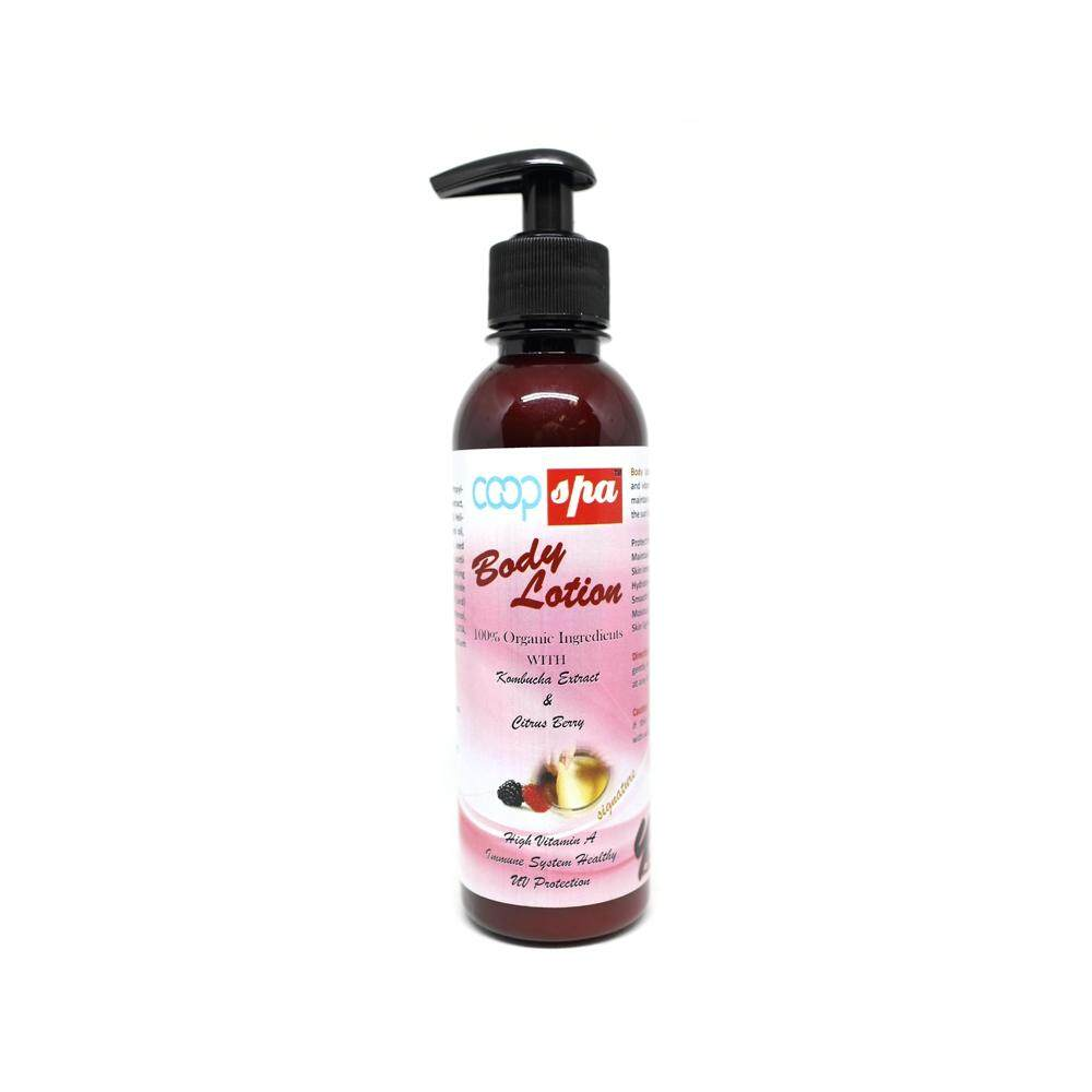 Warisan Putri Spa - Coop Spa - Body Lotion - 250ml