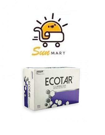 Ecotar Cleansing Bar (100g)