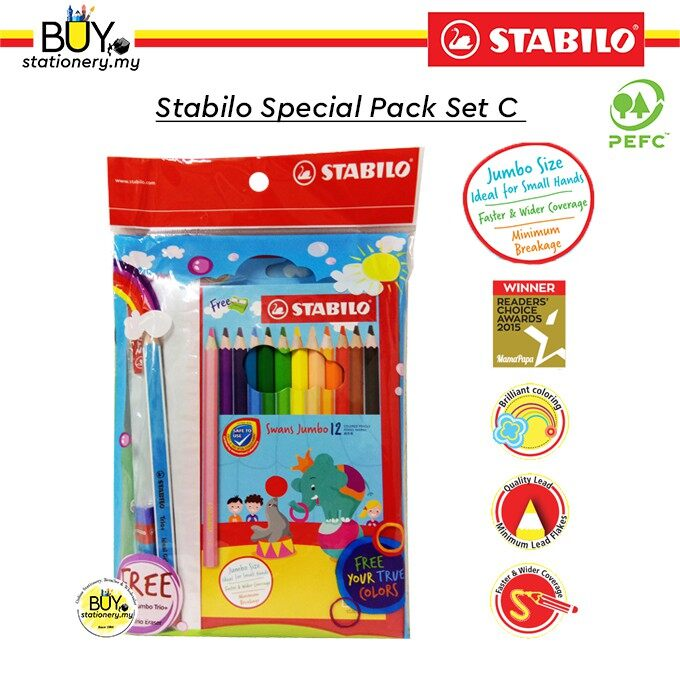 Stabilo Back To School Special Pack Set C
