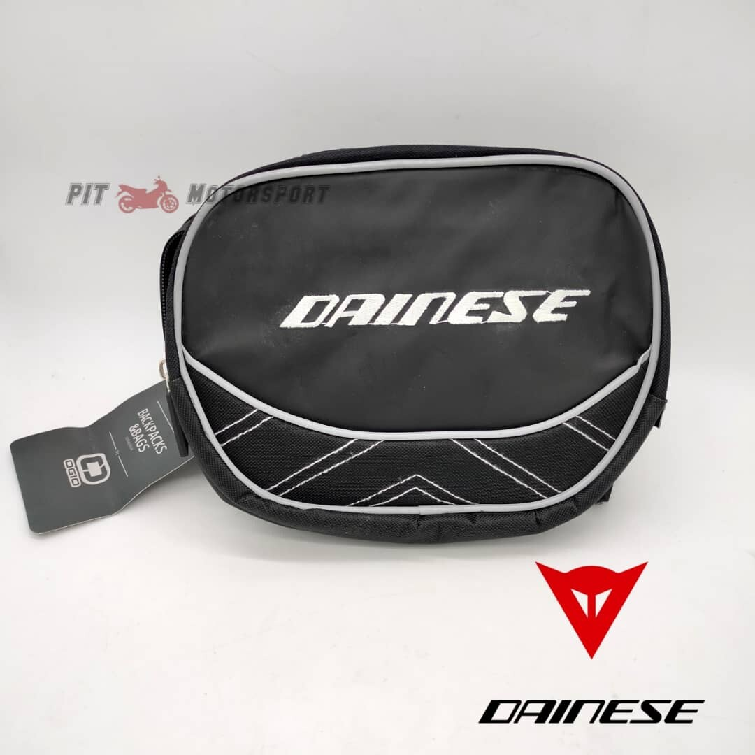 DAINESE OGIO STEALTH WAISTBAG POUCH BAG / Pouches / Motor Accessories