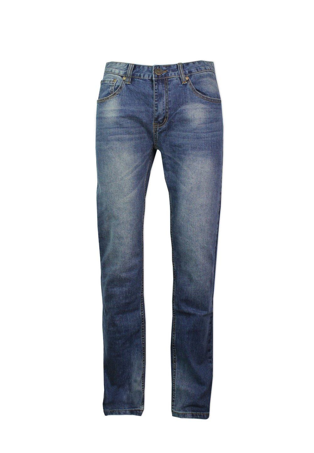 Exhaust Stretch Slim Fit Jeans 986
