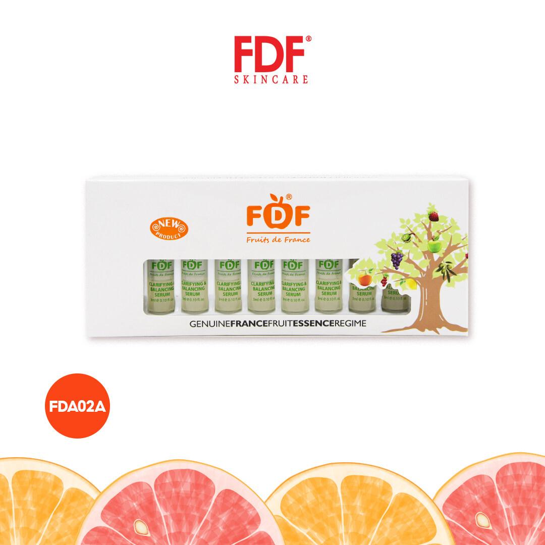 FDF Skincare Clarifying & Balancing Serum 3g X 10pcs With Free Product Sample