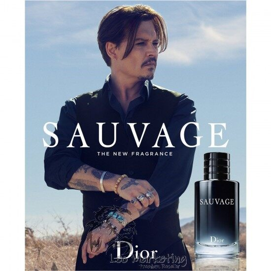 Leo Marketing -SAUVAGE FOR MEN EDP 100ML 100% Original Product