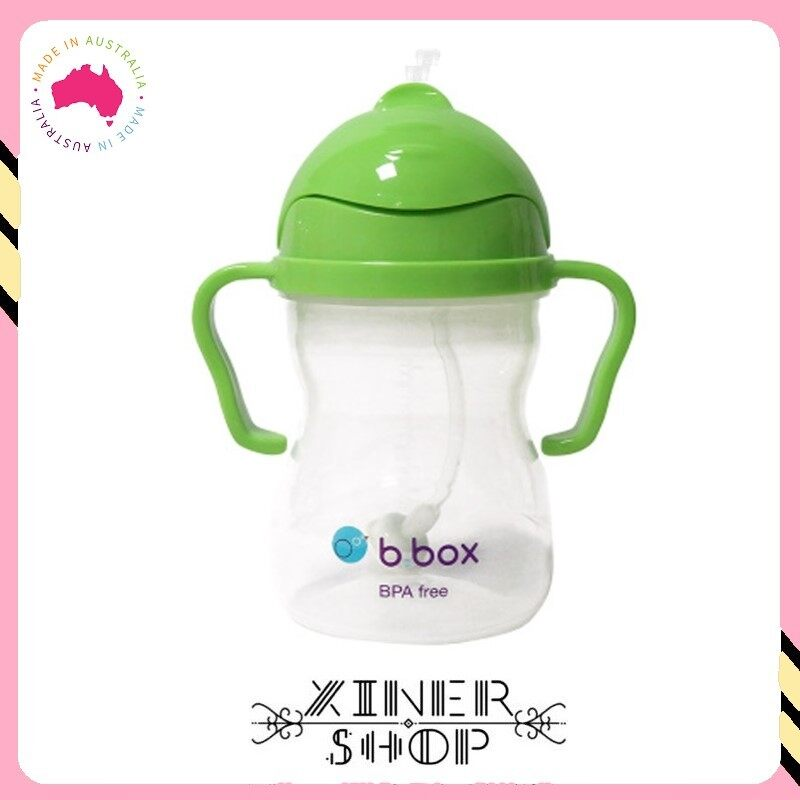 [Import From Australia] B.Box Sippy Cup Apple Green ( 240ml )