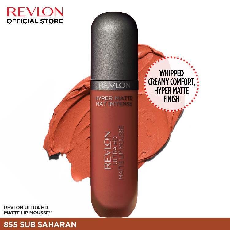 Revlon Ultra HD Lip Mousse Hyper Matte Lipcolor 5.9 ml (Lipstick)