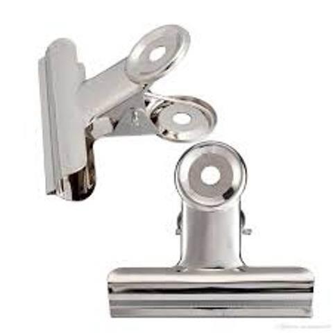 50mm Silver Metal Bulldog Clip / Money Clip / Paper Clip