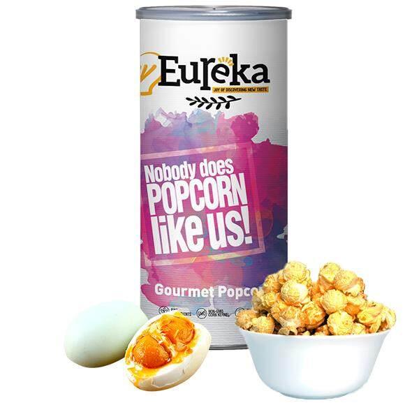 Eureka Salted Egg Popcorn Snack (Paper Can)