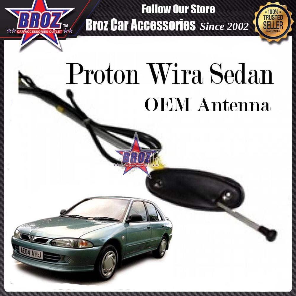 Broz Wira Side Antenna for FM/AM Rad