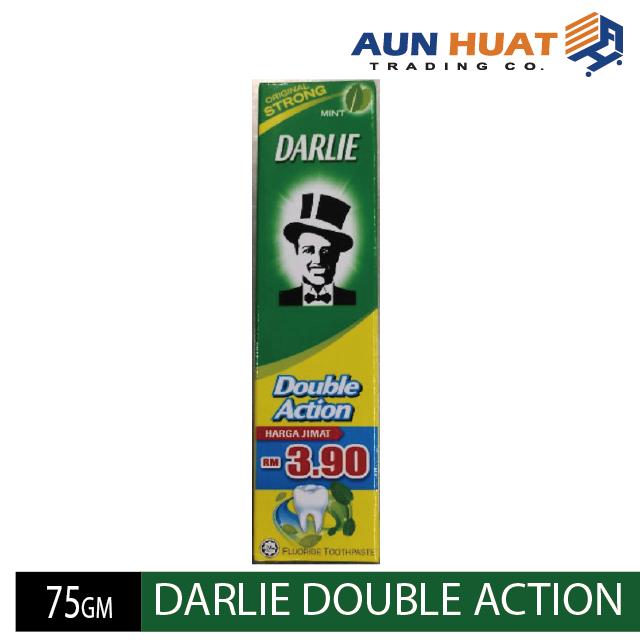 Darlie ubat gigi Double Action 75GM