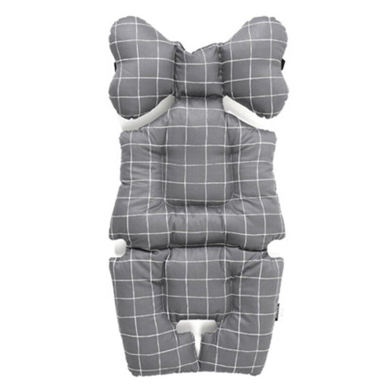 Local Seller Ready Stock Bayi trolley Baby Stroller Seat Cover Soft Thick Cotton Cushion Pad 婴儿推车坐垫