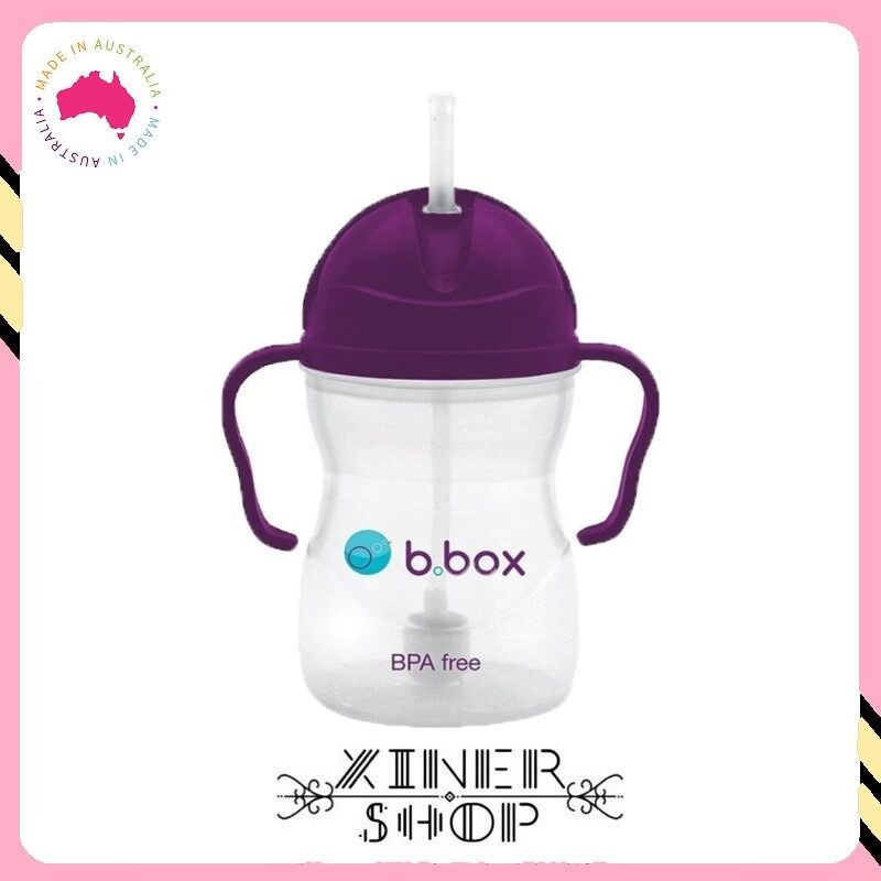 [Import From Australia] B.Box Sippy Cup Purple ( 240ml )
