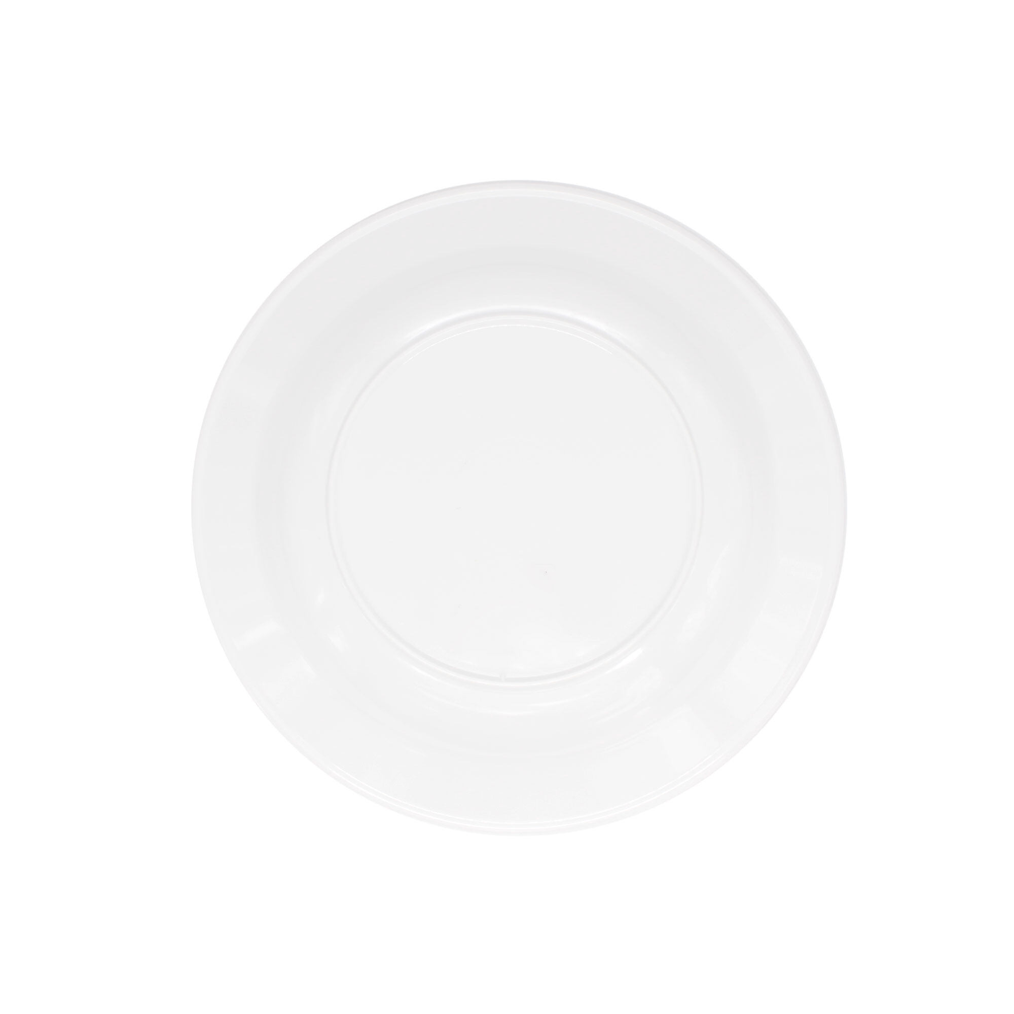 """[9.9] Hello Kitty 8 Inch Melamine Children Deep Plate - White Colour"""
