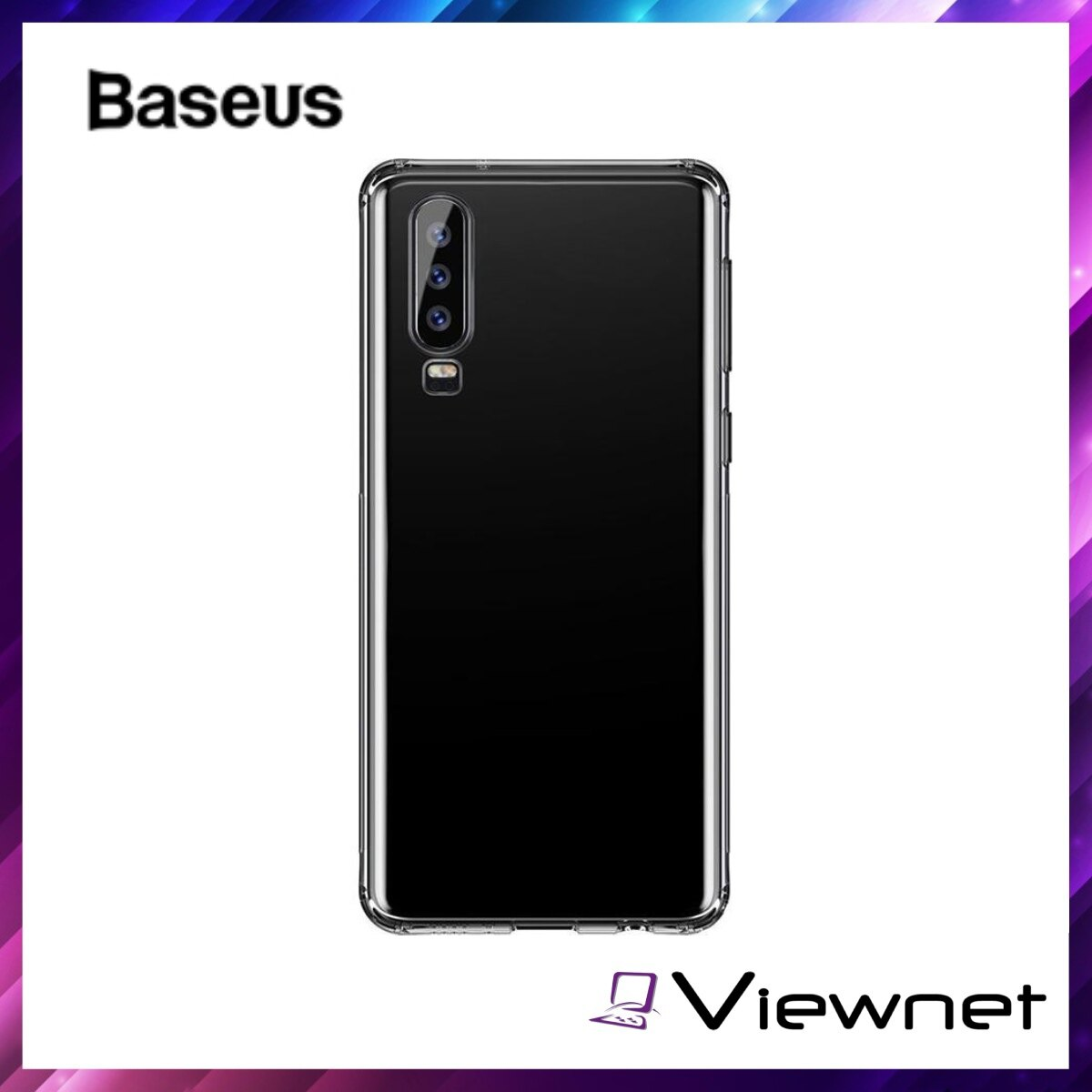 Baseus Simple Transparent Case For HUAWEI P30 / P30 Pro, Ultra Thin, Clear Soft Silicone, Anti-Knock, Dirt-resistant