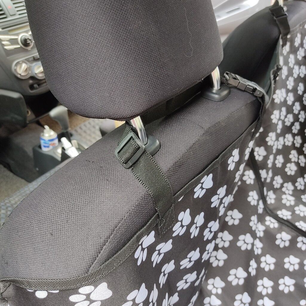Universal Waterproof Car Seat Cover for Pets
