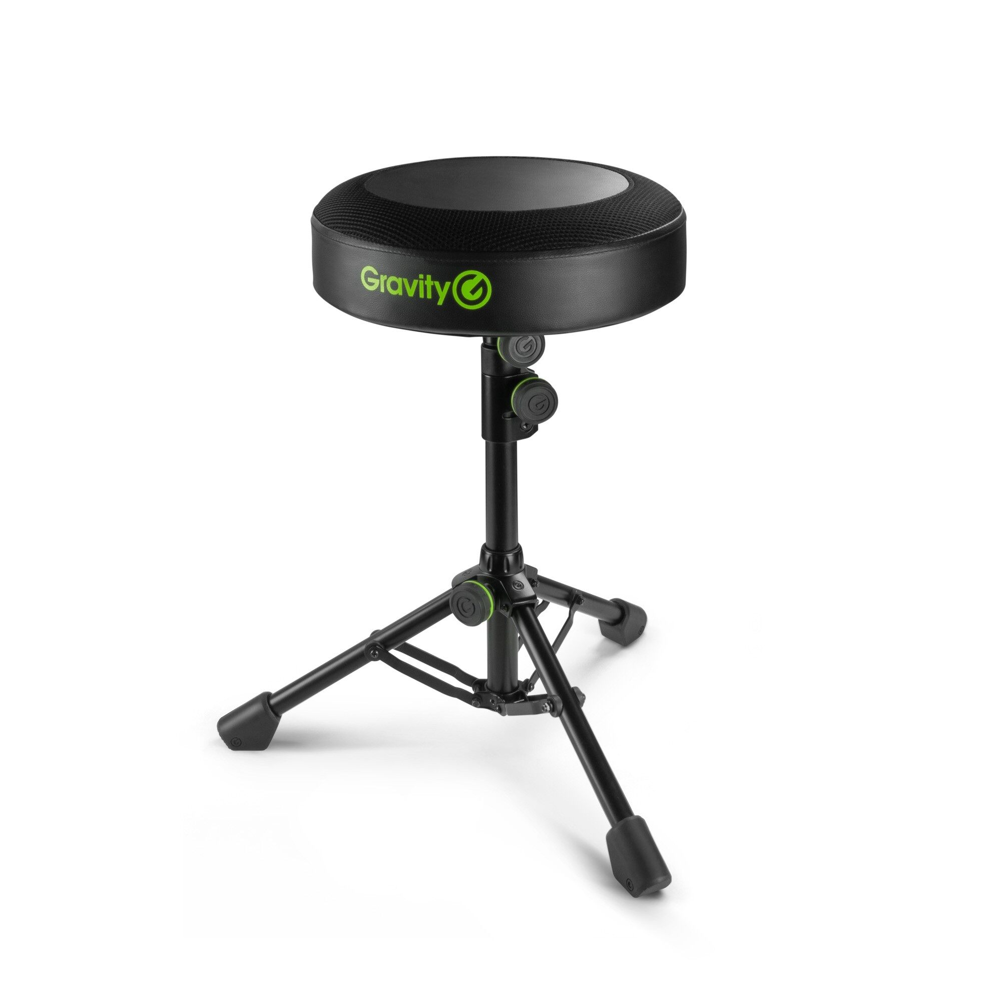 [READY STOCK]Gravity FD SEAT 1 Round Musicians Stool Foldable