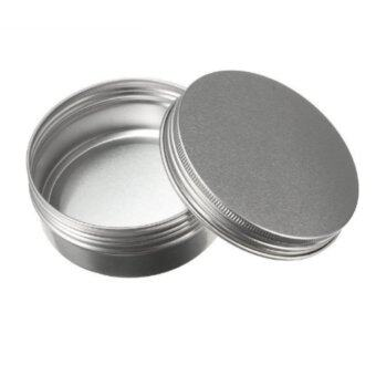 Harga 15pcs/Lot 100gm Aluminium Cosmetic Jar
