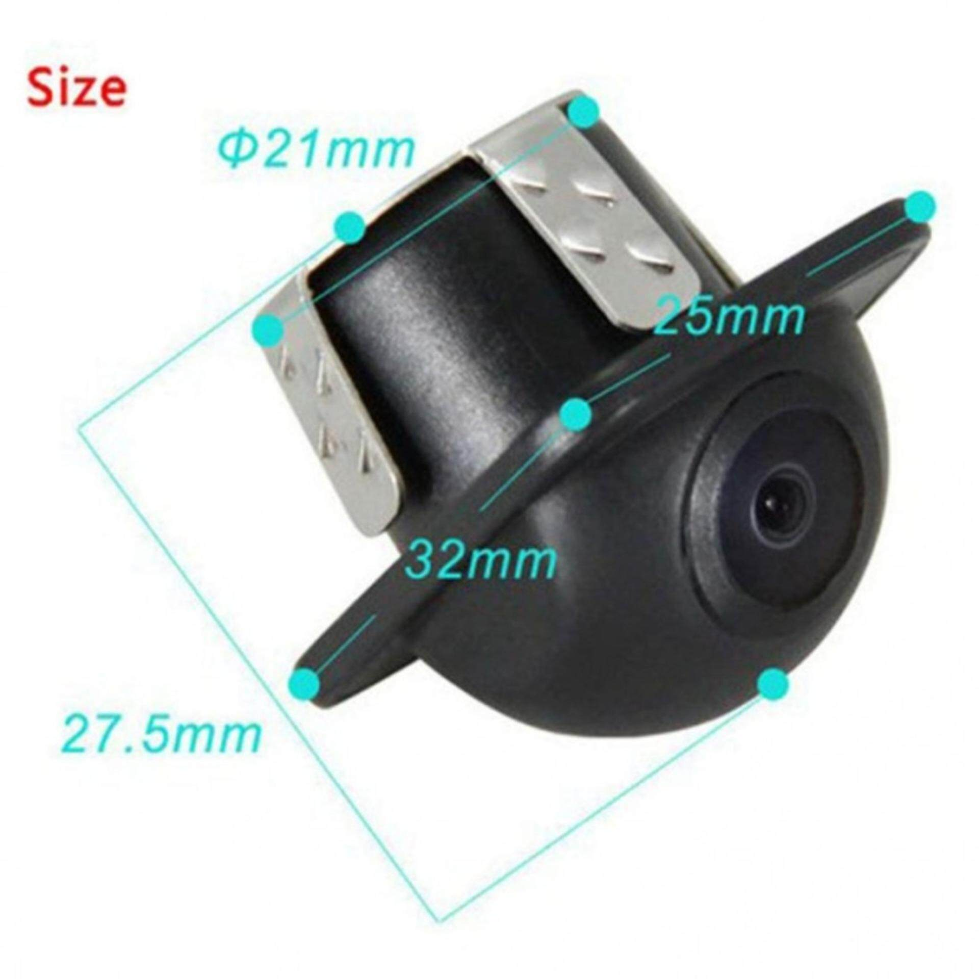 170 Wide Angle 420 TV Lines 13.5mm Lens HD Night Vision Car Rear View Reverse Backup Color Parking Camera