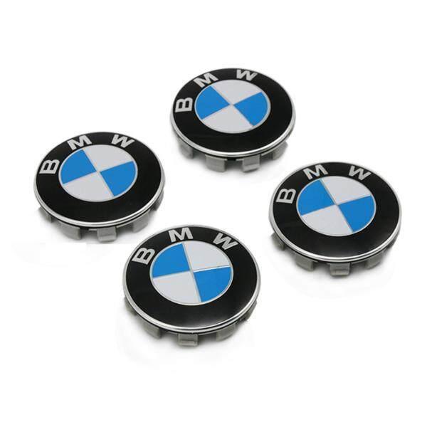 4 Cái Nắp Chụp Trục Bánh Xe Biểu Tượng Logo BMW Đường Kính 68Mm, Cho BMW E36 E39 E46 E60 E90 E30 E34 F10 F15 F30 X1 X3 X5 X6 M M3 M5 M6