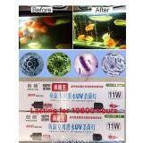 Aquarium UV Light 11W - Waterproof Fish Tank UV Light