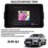 Broz Audi Q3 Multipurpose Universal One Tray For All Purpose - For Car Rear Boot (80 x 50 x 5.2cm)